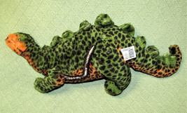 "Fiesta 21"" DINOSAUR STEGOSAURUS Plush Stuffed Animal Spotted #A21813 Spi... - $23.36"