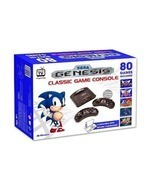 Sega Genesis Classic Game Console w/ 80 Built-In Games *NEW*   - $71.88