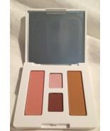 Clinique Makeup Palette True Bronze Powder, Eyeshadow Duo Rose Wine , Pi... - $12.99