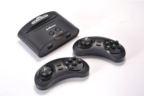 Sega Genesis Classic Game Console with 80 Built In Games
