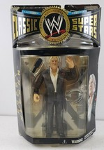 "Bobby ""The Brain""  Heenan WWE Jakks 2005 Classic Superstars Collector Se... - $92.33"