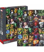 Marvel Villains Collage 1000 Piece Jigsaw Puzzle Multi-Color - $31.98