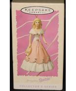 Hallmark Keepsake Ornament Springtime Barbie 1997 - $14.99