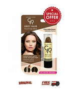 Golden Rose Gray Hair Touch-Up Stick 08 Chocolate Brown 5.2g FOR GRAY HAIR - $14.80