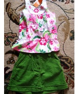 Girl's Gymboree Outfit Size 4 NWT - $30.00