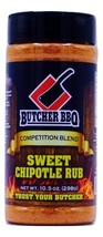 Butcher BBQ Sweet Chipotle Rub | Barbecue Rub without MSG | Gluten Free - $16.99