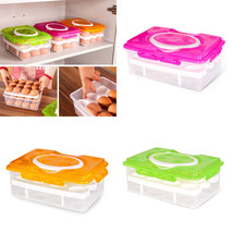 Practical Durable 2 Layers Kitchen Egg Storage ... - $8.39