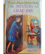 Nancy Drew #4 THE MYSTERY AT LILAC INN Carolyn ... - $80.00