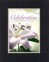 For Easter - Easter Celebration. . . 8 x 10 Inches Biblical/Religious Verses ... - $10.95