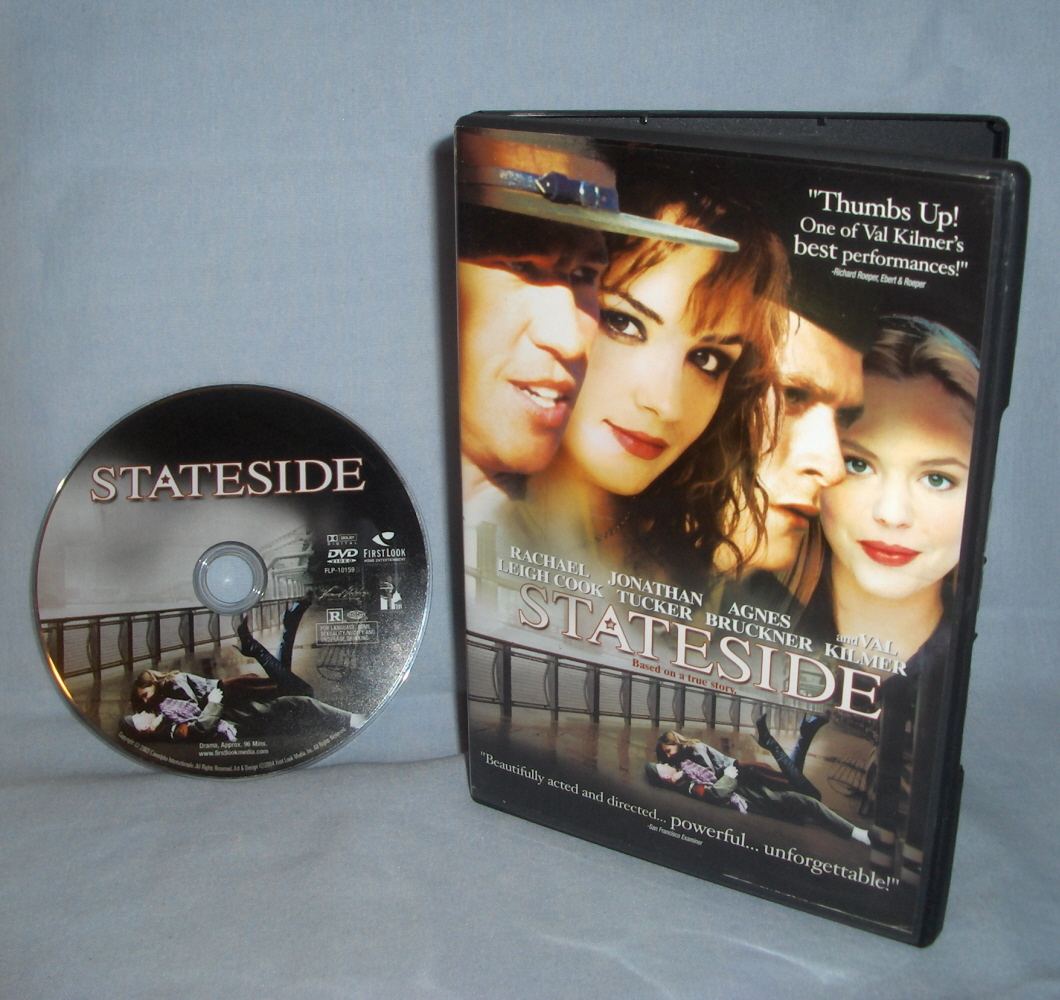 Stateside  DVD