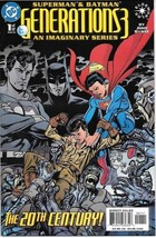 Superman Batman Generations 3 Comic Book #1 DC Comics 2003 NEAR MINT NEW... - $3.50