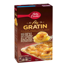 Betty Crocker Au Gratin Potatoes, 4.7 oz Box - $2.50