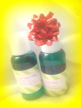 bath and body beauty shower gel and body spray set - $8.00