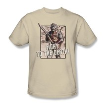 Star Trek Gorn T-shirt retro 1970s original series crew 100% cotton tee CBS1206 image 1