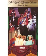 The Queen's Birthday Parade: Trooping the Color [VHS] [VHS Tape] (2000) ... - $47.00