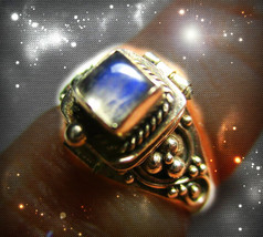 Haunted Ring Master Witch's Raise The Frequencies Of My Request Ooak Magick - $8,037.77