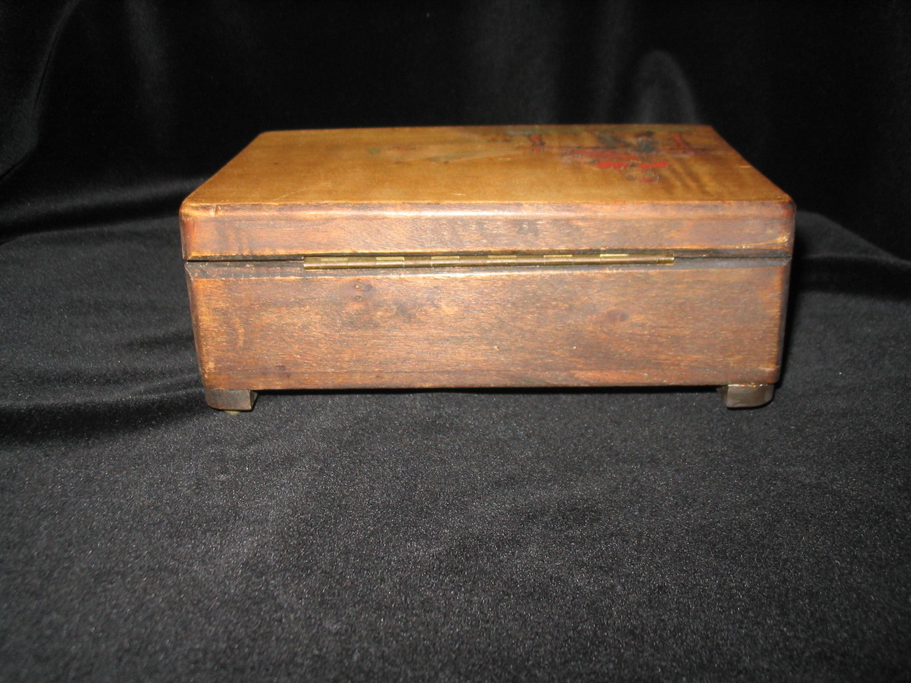Carry Me Back To Old Virginia  Vintage Reuge Music Box