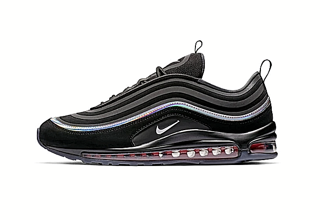 NIKE AIR MAX 97 UL '17 Ultra New Pattern Man Motion Leisure Time Running Shoes