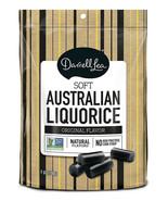 Soft Australian Black Licorice - Darrell Lea 7oz Bag..+ - $4.94