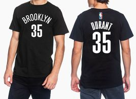 Kevin Durant Brooklyn Nets Jersey P2 Adult Unisex Tee T Shirt - $15.99