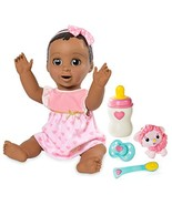 Luvabella - Dark Brown Hair - Responsive Baby Doll with Realistic Expres... - $143.97