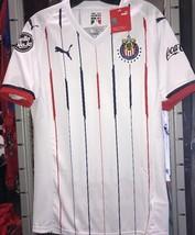 Chivas Guadalajara Away Stadium Soccer Jersey PUMA Size XL - $89.09