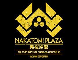 UNNY TSHIRT Nakatomi Plaza T-Shirt 80S Movie Comicon Mens Womens Kids Tee Shirt - $11.99