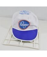 Vintage 80s Kroger Painters Stretch Hat Cap Gatlin Brothers Michael McDo... - £31.75 GBP