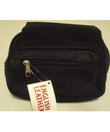 English Leather Black Fanny Pack New with tag - $12.95