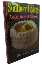 Janice Krahn Hardy SOUTHERN LIVING ANNUAL RECIPES COOKBOOK 20TH ANNIVERS... - $52.23