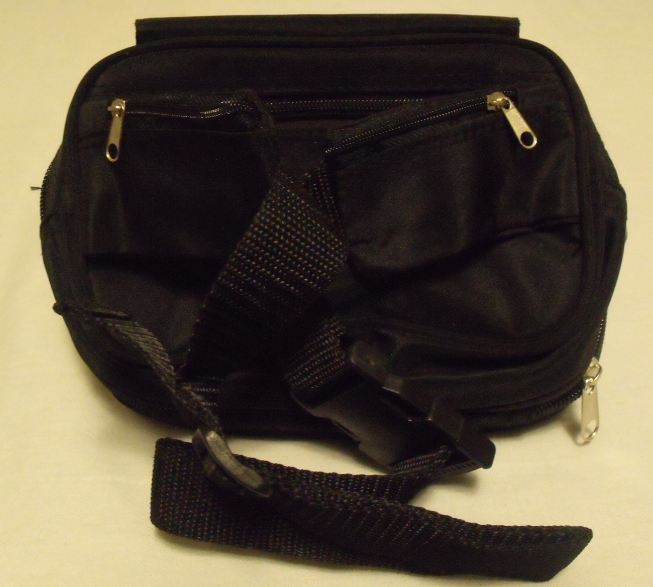 English Leather Black Fanny Pack New with tag