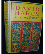 David Harum by EN Westcott 1905 Appleton Art No... - $9.50