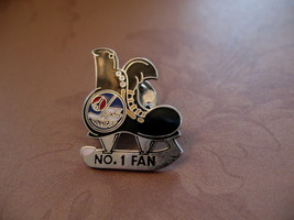 Winnipeg Jets Hockey NHL Fan Skates Souvenir Lapel Hat Pin - $9.99