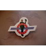 Sammy Hagar Standing Hampton 1981 Souvenir Lapel Hat Pin - $9.99