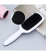 Fashion Comb Square Shape Four Color Large Massage Comb - $5.80