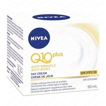 NIVEA Q10 PLUS Anti-Wrinkle Age Spot Day Cream SPF 30 - $25.17