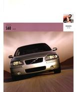 2005 Volvo S60 sales brochure catalog 05 R T5 AWD - $8.00