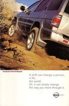 2003 Nissan PATHFINDER sales brochure catalog set US 03 - $8.00