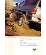 2003 Nissan PATHFINDER sales brochure catalog set box US 03 - $8.00