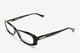 New Authentic Emporio Armani Ea 3007 5017 Black Eyeglasses Frame EA3007 53-16 - $49.01