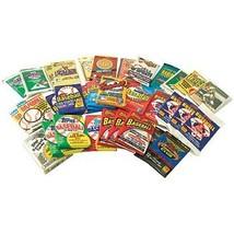 5 Decades Baseball Collectible Trading Cards Set - $19.99