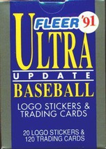 1991 Ultra Update set factory sealed (Jeff Bagwell, Mike Mussina, Ivan R... - $9.50