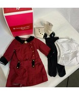 AMERICAN GIRL Rebecca Meet Outfit ORIGINAL BOX - RETIRED Clothing Access... - $88.11