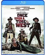 Once Upon a Time in the West Blu-ray]  - $8.95