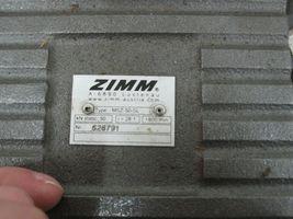 Zimm MSZ-50-SL Worm Gear Screw Jack, Ratio 28:1 1800rpm NEW image 4