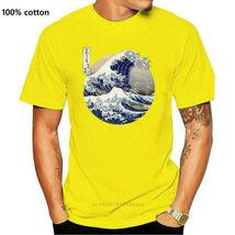 Kanagawa Japanese The great wave T shirt Men Size S-5XL - SHip From USA image 10