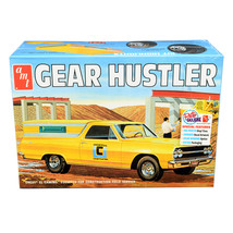 Skill 2 Model Kit 1965 Chevrolet El Camino Gear Hustler Pickup 1/25 Scal... - $44.23