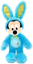 Disney Scented Mickey Mouse Plush Bunny - 17'' - Blue - $59.99