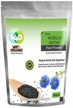 Organic Nigella Sativa Raw Powder - 100g-100% Pure Natural and safe herb... - $11.39+