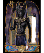 HIGHEST LEVEL CLEANSING GOD ANUBIS BINDING PROTECTION  spiritual SPELL  - $222.00
